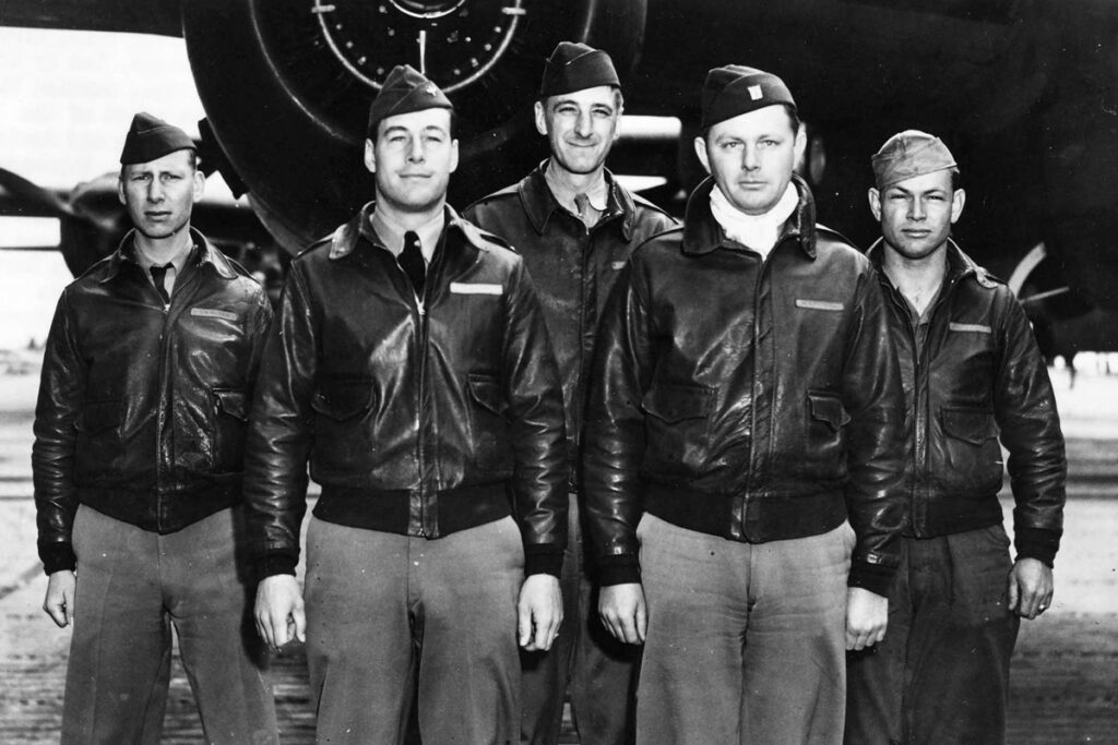 History Of Bomber Jacket
